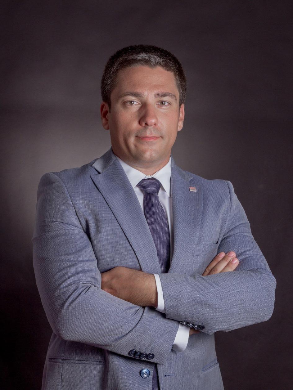 Valentin Storoj, director general Raben Logistics Romania