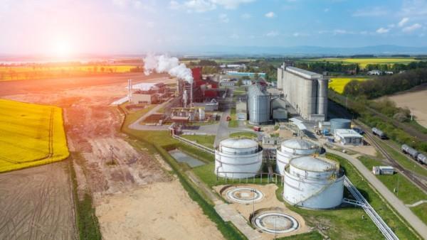 Prima fabrică de etanol celulozic