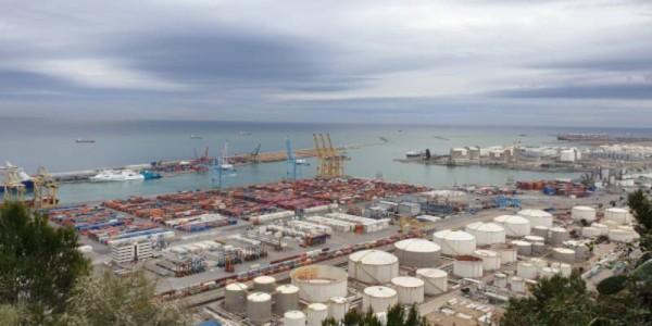 Spania: Traficul de containere